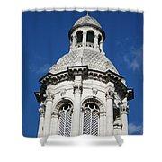 City 0027 Shower Curtain