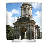 City 0028 Shower Curtain