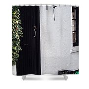 City 0029 Shower Curtain