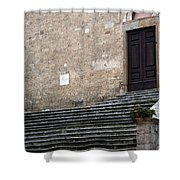 City 0042 Shower Curtain