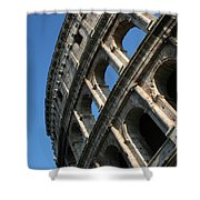 City 0043 Shower Curtain