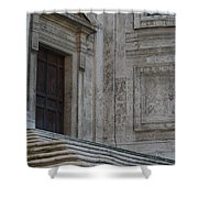 City 0049 Shower Curtain