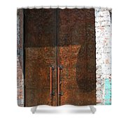 City 0050 Shower Curtain