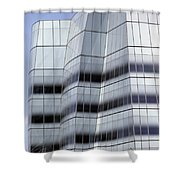 City 0051 Shower Curtain