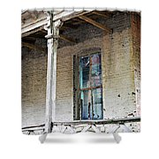 Civil War Hospital Memphis Shower Curtain