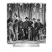 Civil War: Mathew Brady Shower Curtain