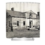 Civil War: Shirley House Shower Curtain