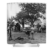 Civil War: Spotsylvania Shower Curtain