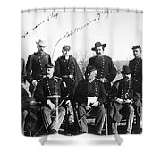 Civil War: Veterans Shower Curtain