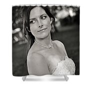 Claire4 Shower Curtain