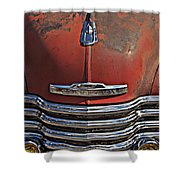 Classic 50s Chevy Shower Curtain
