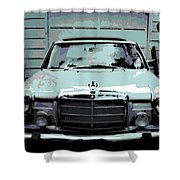 Classic Coupe Shower Curtain
