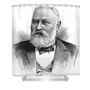 Claus Spreckels (1828-1908) Shower Curtain