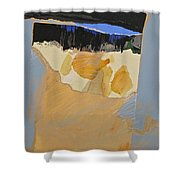 Clearing Shower Curtain by Cliff Spohn