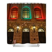 Cleveland Courthouse Shower Curtain