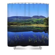 Clonee Loughs Co Kerry, Ireland Lake Shower Curtain