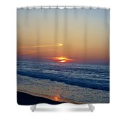 Cloud Hugger Shower Curtain