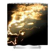 Cloud Nine 12 Shower Curtain