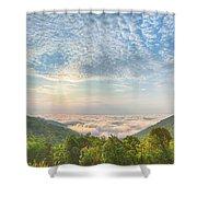 Cloud Sea Shower Curtain