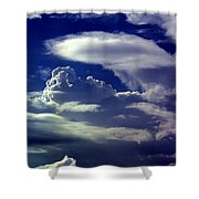Clouds - 02 Shower Curtain