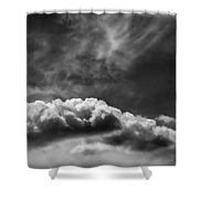 Cloudscapes Series 2 #37 Shower Curtain