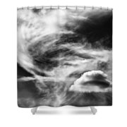 Cloudscapes Series 2 #40 Shower Curtain