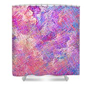 Cloudy Nights Shower Curtain
