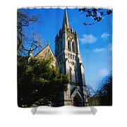 Co Carlow, Myshall Church Dedicated To Shower Curtain