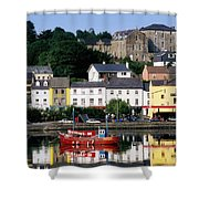 Co Cork, Kinsale Shower Curtain