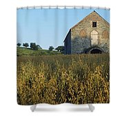 Co Derry, Limavady, Roe Valley Country Shower Curtain