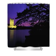 Co Kerry, Ross Castle, Killarney Shower Curtain
