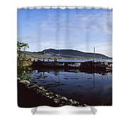 Co Mayo, Achill Sound Shower Curtain