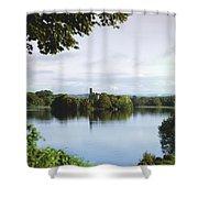 Co Roscommon, Lough Key Shower Curtain