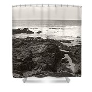 Coastal Tide Shower Curtain