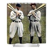 Cobb & Jackson, 1913 Shower Curtain