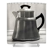 Coffee Pot, 1935 Shower Curtain