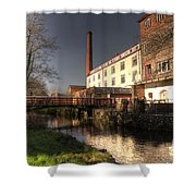 Coldharbour Mill Shower Curtain