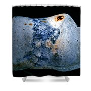 Colettes Integration With The Beloved Mother Nature Stones 2 Shower Curtain