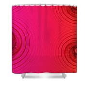 Color Chart One Shower Curtain