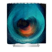 Color Harmony Shower Curtain