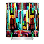 Color Me New Shower Curtain