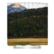 Colorado Fall Shower Curtain