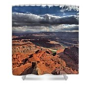 Colorado In The Distance Shower Curtain