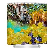 Colorado Layers Shower Curtain