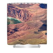 Colorado River Iv Shower Curtain