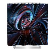 Colorfast Remaster Fx  Shower Curtain