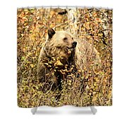 Colorful Smile Shower Curtain