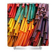 Colors For All Ages Shower Curtain