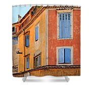 Colors In Provence Shower Curtain