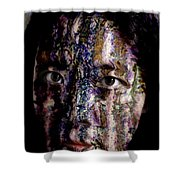 Colors Of The Wind Shower Curtain